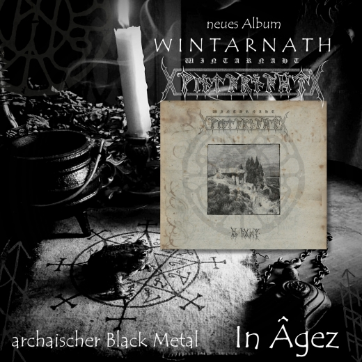 Wintarnaht - In Âgez DigiCD