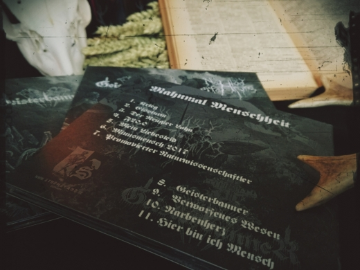 Nahtoderfahrung / Geisterbanner - Mahnmal Menschheit Split Digipack