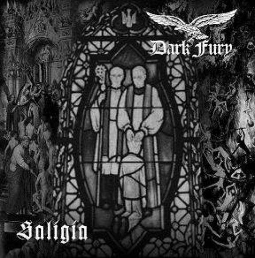 Dark Fury - Saligia CD