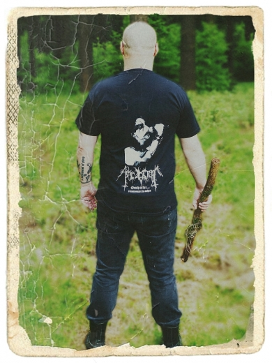 ASKEREGN - Ascheregen T-Shirt Renaissance in Ashes T-Shirt Size M