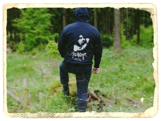 ASKEREGN - Ascheregen T-Shirt Renaissance in Ashes Hoodie Size L