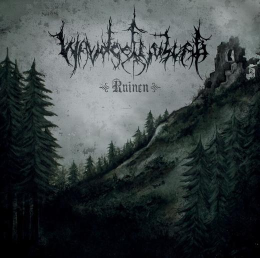 Waldgeflüster - Ruinen CD