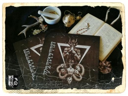 Permafrost - Spiritual Isolation / Porcus Christus Vinyl Paket