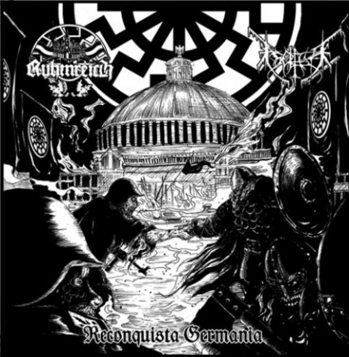Isolfur / Ruhmreich - Reconquista Germania Split CD