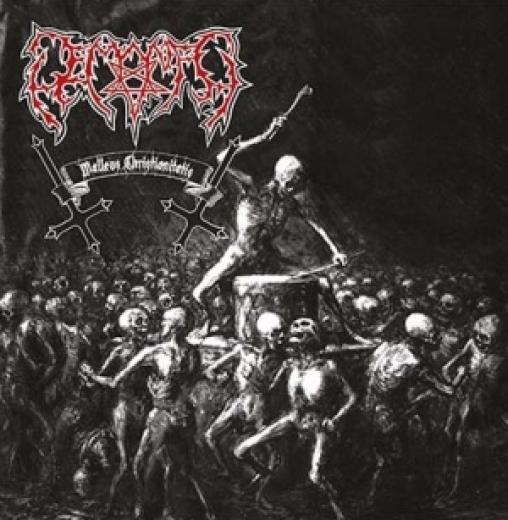 Demoniac - Malleus Christianitas Vinyl