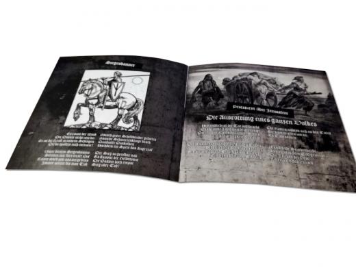 KREMATORIUM - Unter Schwarzen Sonnen CD