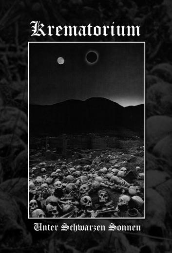 KREMATORIUM - Unter Schwarzen Sonnen Tape