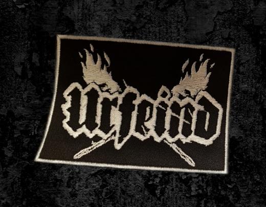 URFEIND - Swartaz Dagana CD + Logo Patch