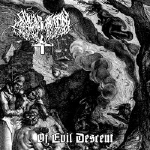 Shroud of Satan - Of Evil Descent CD