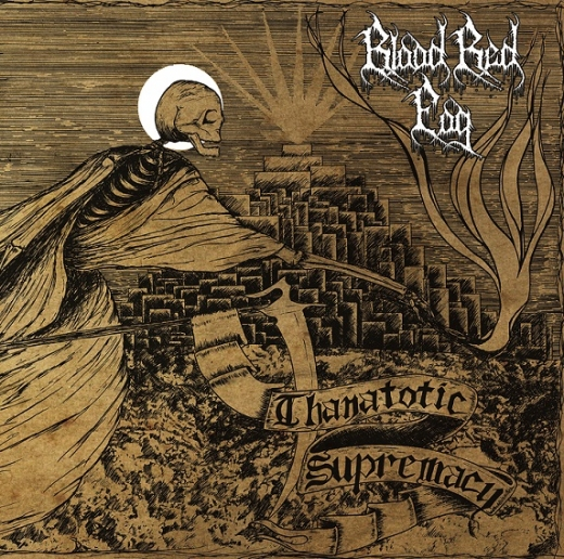 Blood Red Fog - Thanatotic Supremacy CD