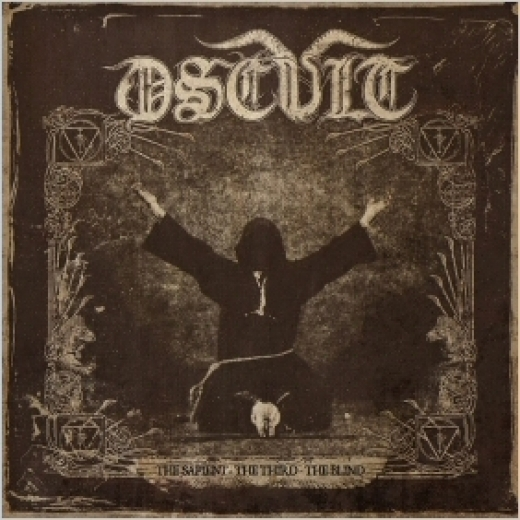 OSCULT - The Sapient - The Third - The Blind DigiCD