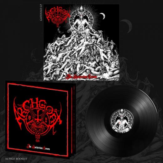 Archgoat - The Luciferian Crown LP