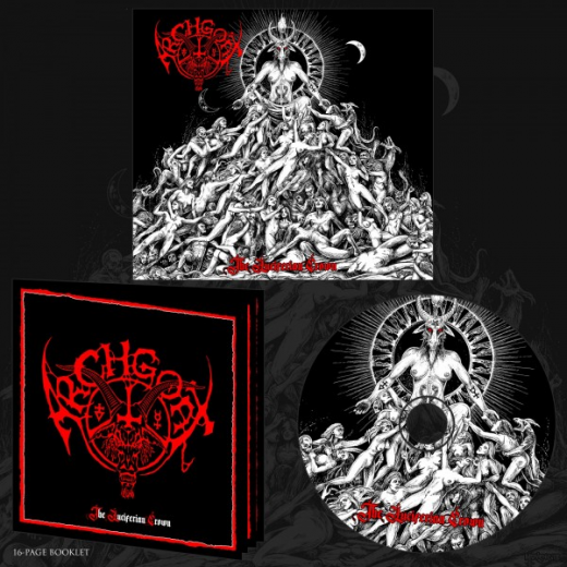 Archgoat - The Luciferian Crown Picture LP