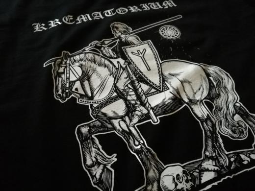 Krematorium - Unter Schwarzen Sonnen T-Shirt Size M