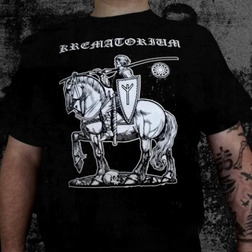 Krematorium - Unter Schwarzen Sonnen T-Shirt Size XL