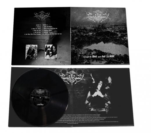 Imperium Dekadenz - Und Die Welt Ward Kalt Und Leer Gatefold LP