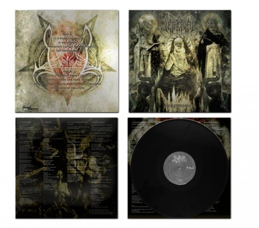 Setherial - Ekpyrosis Vinyl