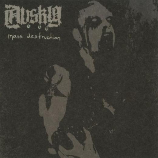 Avsky - Mass Destruction Vinyl + Poster