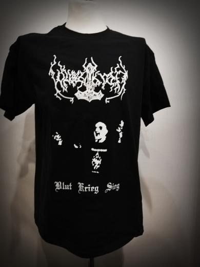 Wurzelkraft - Blut - Krieg - Sieg T-Shirt Size L