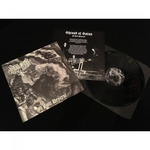 Shroud of Satan - Of Evil Descent Vinyl
