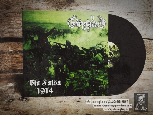 Temple of Oblivion - Via Falsa 1914 Vinyl schwarz