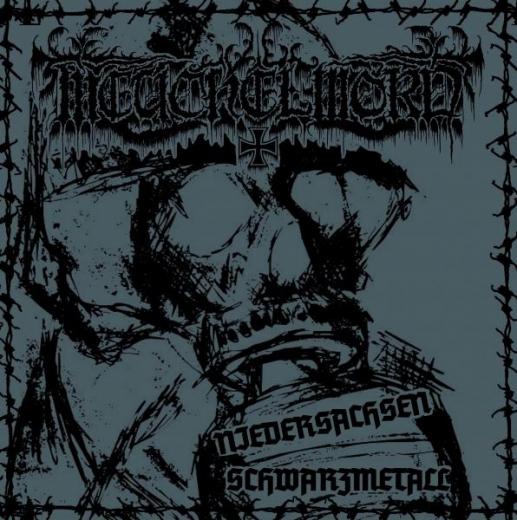 Meuchelmord - Niedersachsen Schwarzmetall black Vinyl