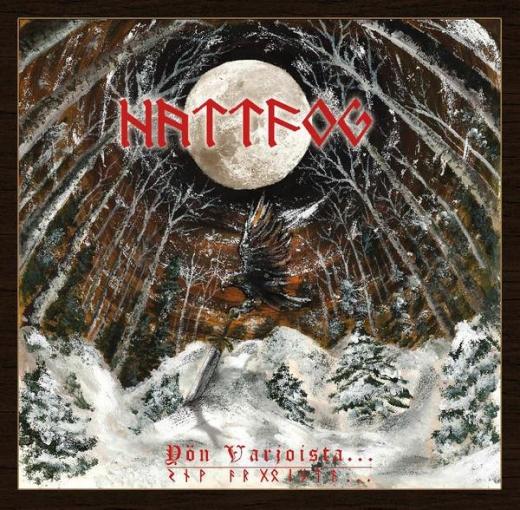 Nattfog - Yön Varjoista Vinyl