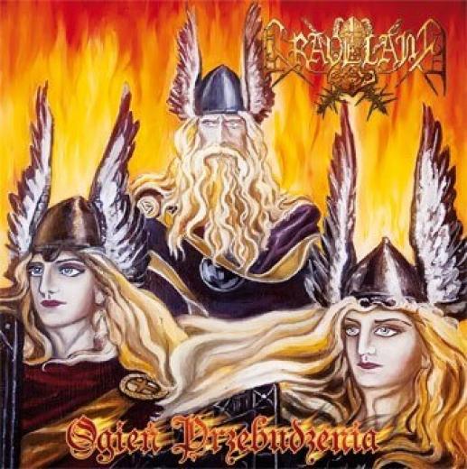 Graveland - Ogień Przebudzenia CD