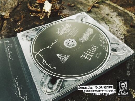 DRUDENSANG / KALMANKANTAJA / HIISI - Essence of black Mysticism DigiCD