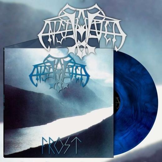 Enslaved - Frost Blue & Silver blue Galaxy Vinyl