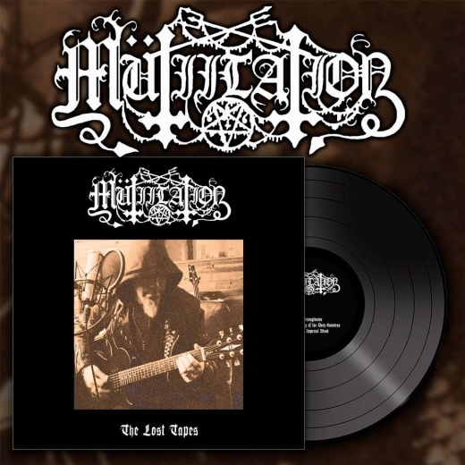 Mutiilation - The Lost Tapes Black Vinyl
