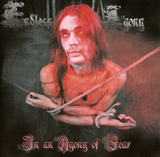 Endless Agony - In an Agony of Fear CD