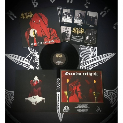 Abhor - Occulta ReligiO Vinyl