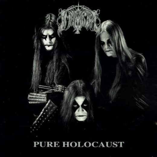 IMMORTAL Pure Holocaust CD