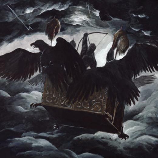 Deathspell Omega - The Synarchy of Molten Bones Vinyl