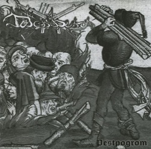 Totenburg - Pestpogrom CD