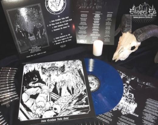 Goats of Doom - Intra Ecclesiam Nulla Salus blue Vinyl