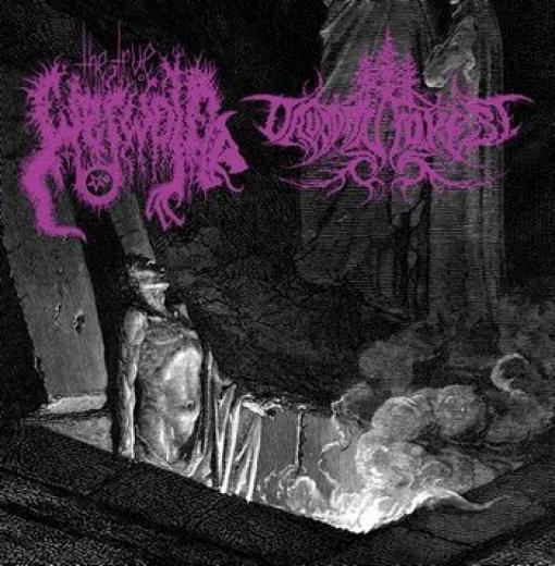 The True Werewolf / Druadan Forest - Split CD