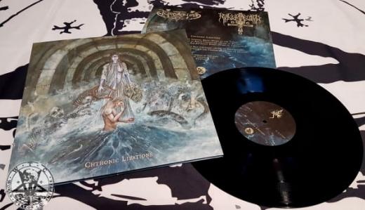 Acherontas / Nåstrond – Chthonic Libations Gatefold Vinyl