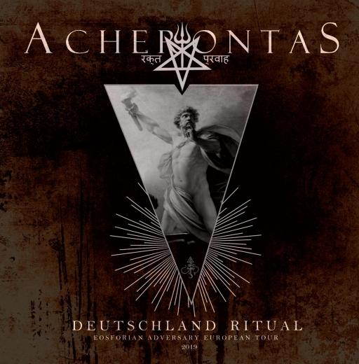 ACHERONTAS - Deutschland Ritual DigiCD