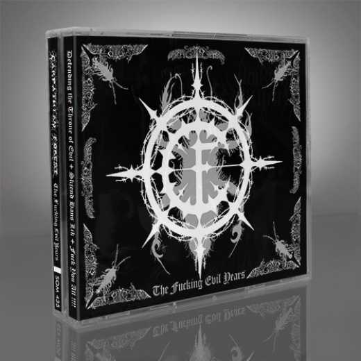 Carpathian Forest - The Fucking Evil Years - 3CD BOX