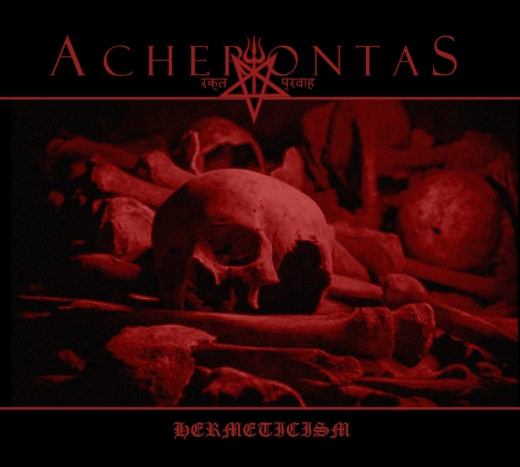 ACHERONTAS - Hermeticism DigiCD Re-Release mit Bonus