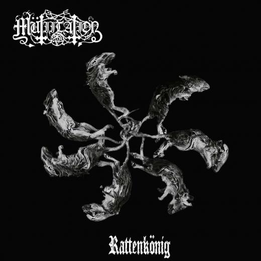 Mutiilation - Rattenkönig DigiCD