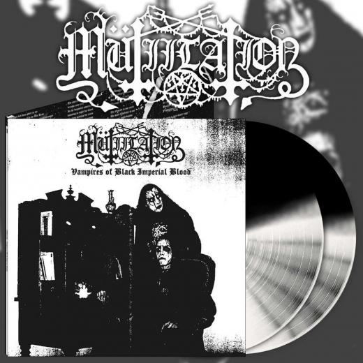 Mutiilation - Vampires of Black Imperial Blood 2-Vinyl Swirl
