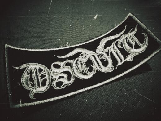 Oscult - Logo Patch
