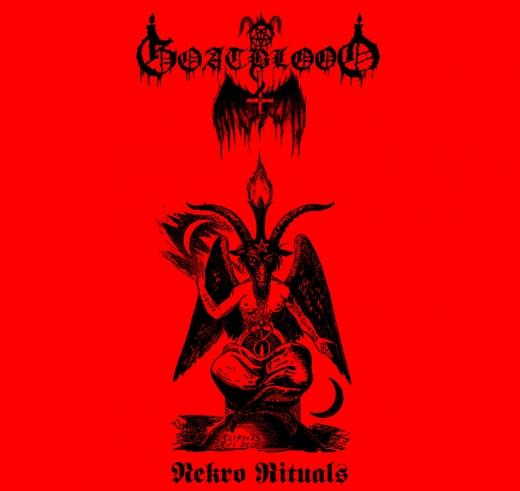 Goatblood - Nekro Rituals DigiCD