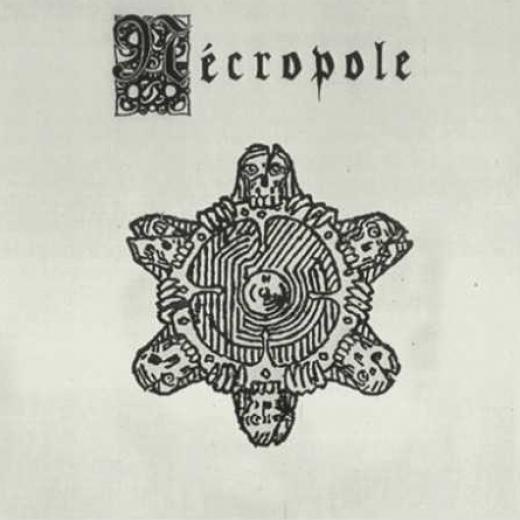 Nécropole - Necropole CD