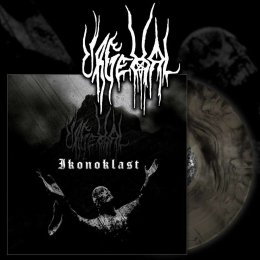 URGEHAL - Ikonoklast Black Galaxy Vinyl