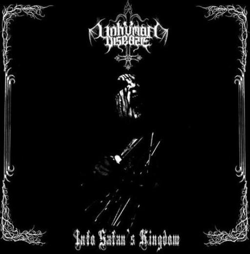 Unhuman Disease - Into Satan's Kingdom Vinyl