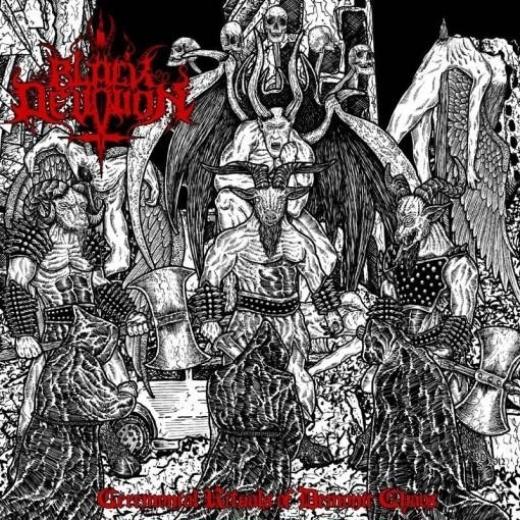 Black Devotion - Ceremonial Rituals of Demonic Chaos Vinyl